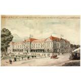 Carte  postale - Projet de casino à Ribeauvillé - 2003