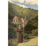 Carte postale - Centenaire de la présence des Capucins au Dusenbach - 2004