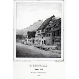Carte postale - Stadtbach à la hauteur de la place du Bouc - 2005