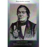 Carte  postale - Rappschwihrer Portraits - André FRIEDRICH - 2007 - C
