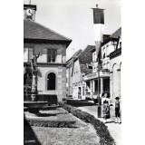 Carte postale - Fontaine du vigneron