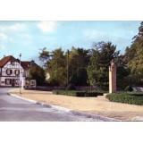 Carte postale - Jardin de Ville