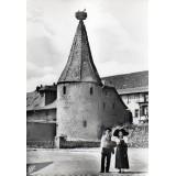Carte postale - Tour de la cigogne