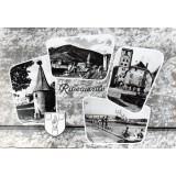 Carte postale - Vues diverses de Ribeauvillé