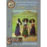 Carola : la saga d'un patrimoine alsacien - Revue n° 19 - 2011