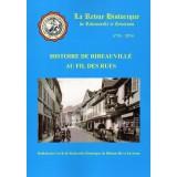 Histoire de Ribeauvillé au fil des rues - Revue n° 24 - 2016