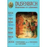 Dusenbach - Histoire et légende - Revue hors-série - 2004