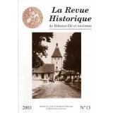 Revue varia n° 13 - 2003