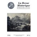 Revue varia n° 11 - 1998