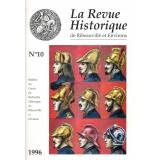 150ème anniversaire de la création du 3ème corps de Sapeurs-Pompiers de Ribeauvillé Revue n° 10 – 1997