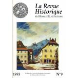 Revue « varia » n° 9 – 1995