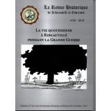 La vie quotidienne à Ribeauvillé pendant la Grande Guerre - Revue n° 23 - 2015