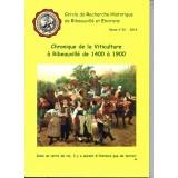 Chronique de la viticulture - Revue n° 22 - 2014
