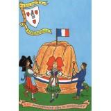 Carte postale - 20e anniversaire fête du Kougelhopf - 1991