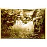 Carte postale - Centenaire de la guerre de 1914/1918, la réquisition des cloches - 2014