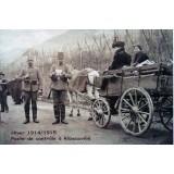 Carte postale - Centenaire de la guerre de 1914/1918, poste de contrôle à Ribeauvillé - 2015