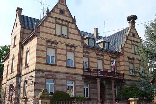 Sous-préfecture de Ribeauvillé